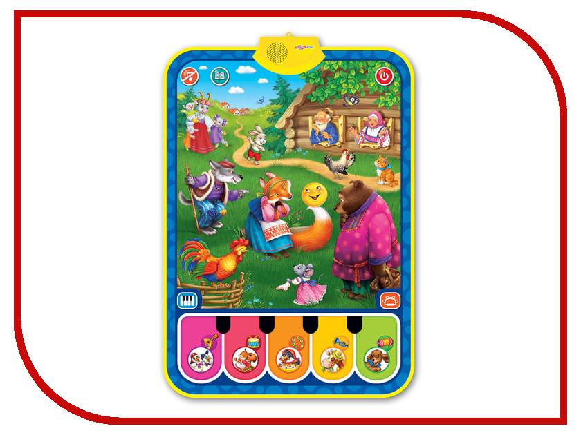 Танцевальный коврик Азбукварик Чудо-сказочка 4680019281223 планшет обучающий азбукварик сказочка для маленьких