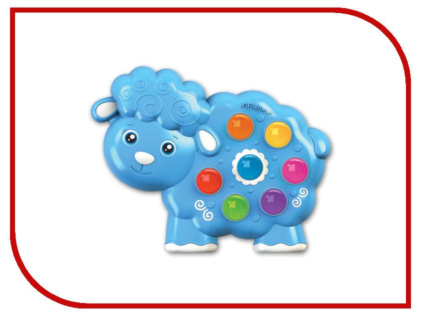 Игрушка Азбукварик Веселушки Овечка 4630027290250 игрушка грелка cozy plush овечка cp she 1