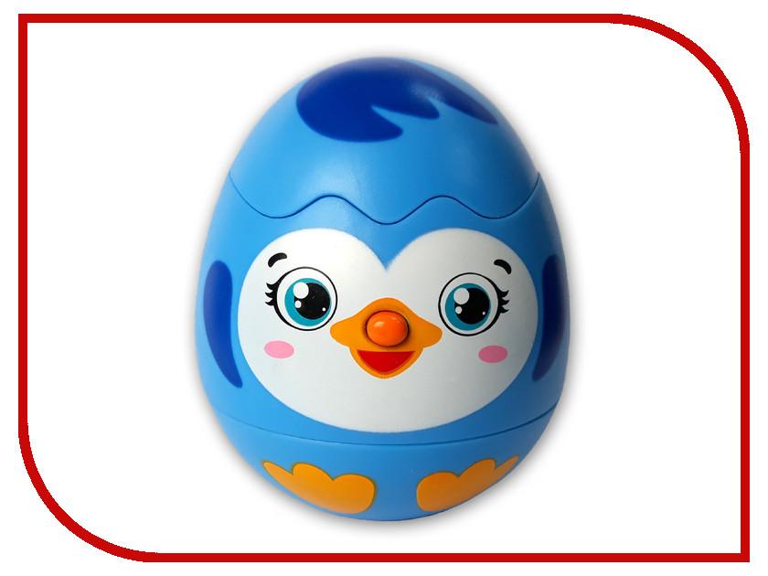 Купить Игрушка Азбукварик Яйцо-сюрприз Пингвинчик 4680019282145
