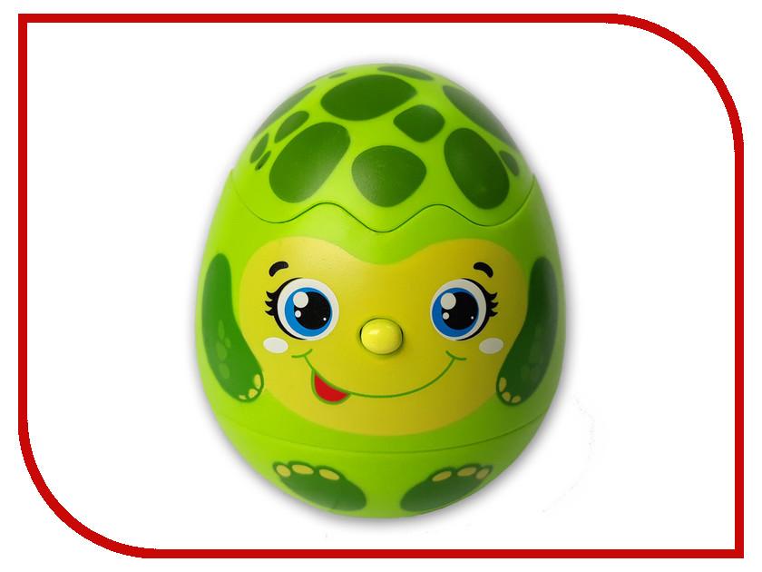 Купить Игрушка Азбукварик Яйцо-сюрприз Черепашка 4680019282152