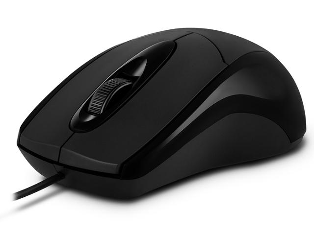 Мышь Sven RX-110 Black USB+PS/2 SV-016678 мышь sven rx 350 black usb