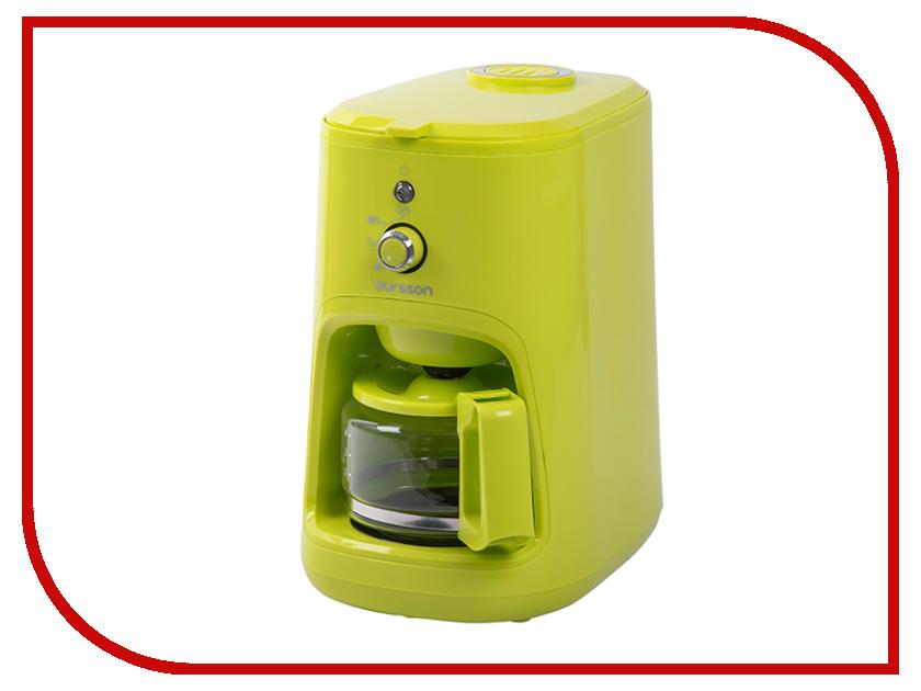 Кофеварка Oursson CM0400G/GA Green анкер клиновой sormat s ka 6 15 65мм 2шт
