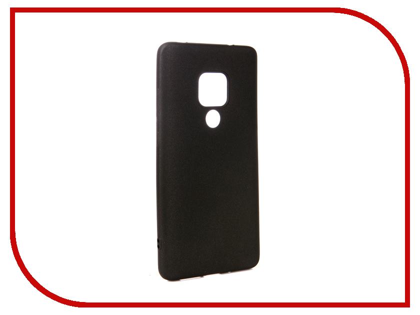 Аксессуар Чехол для Huawei Mate 20 X-Level Guardian Series Black 2828-200