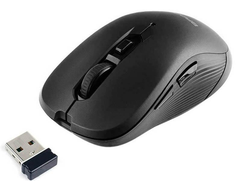 лучшая цена Мышь Perfeo Breeze USB Grey PF-386-WOP-GR
