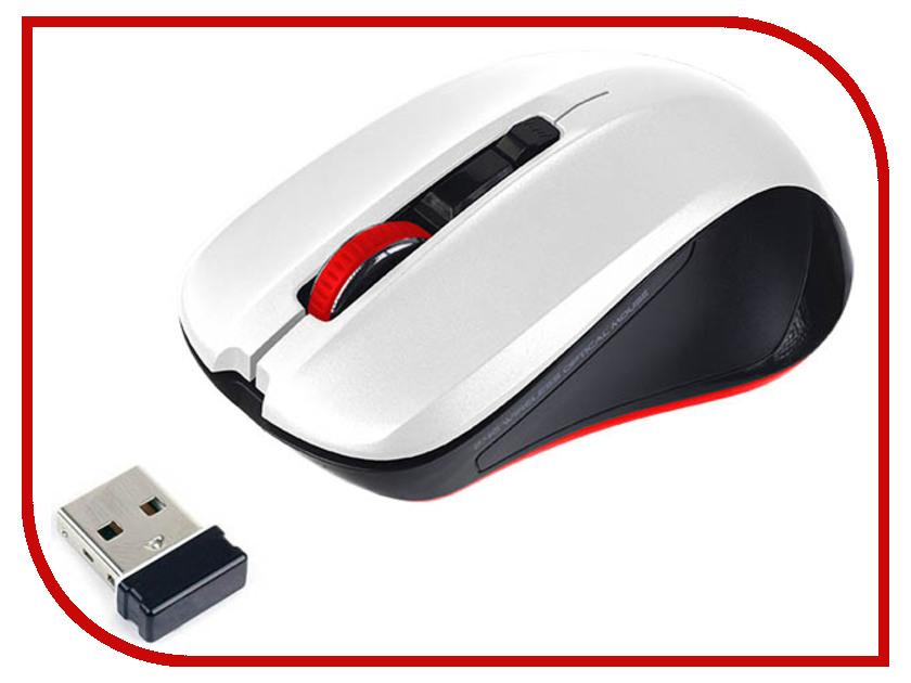 Мышь Perfeo Regular USB White PF-381-WOP-W мышь беспроводная perfeo pf 763 wop w y белый жёлтый usb радиоканал