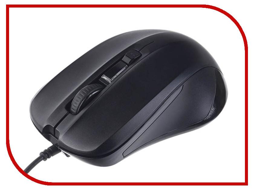 Мышь Perfeo Regular USB Black PF-381-OP-B мышь perfeo parad usb white red pf 953 wop w r