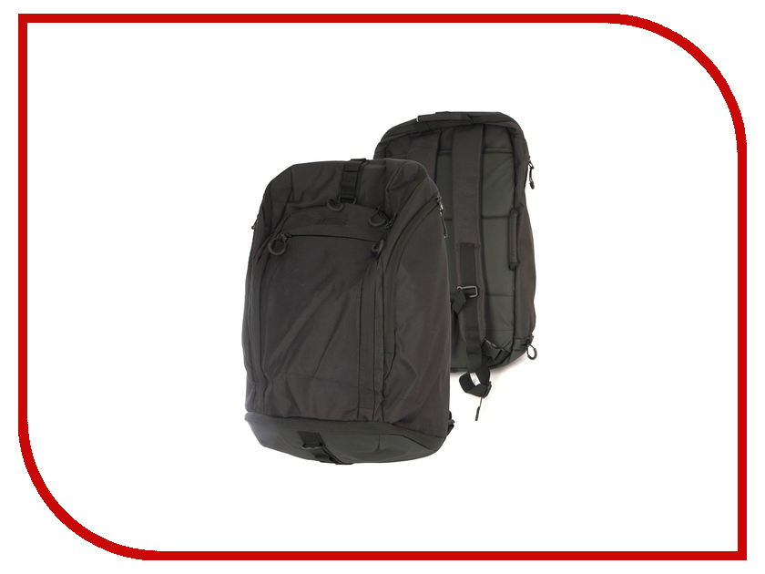 Рюкзак Grizzly RQ-906-1/4 Black