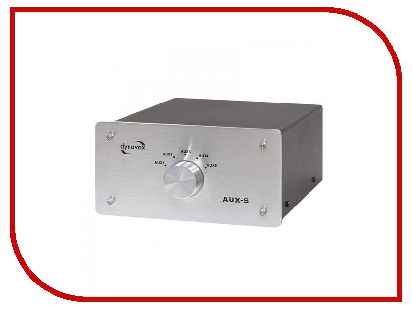 Аксессуар Коммутатор Dynavox AUX-S SL 206411 interatletika sl 236