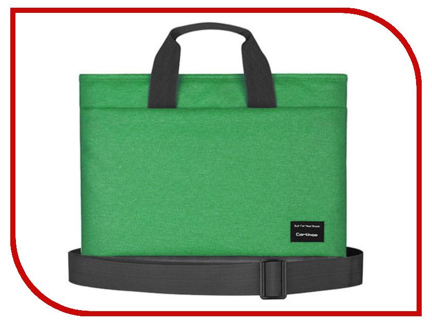 Аксессуар Сумка 15-inch Cartinoe для Macbook 15 Green 907653 2017 new handbag for laptop 11 13 15 15 6 inch for macbook notobook bag 13 3 15 4 sleeve case wholesales free drop shipping