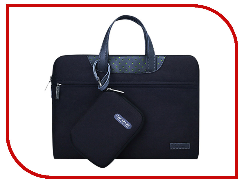 Аксессуар Сумка 13-inch Cartinoe Dream Series для Macbook 13 Black 907654 аксессуар сумка 13 inch ddc eco series для macbook 13 black 904554