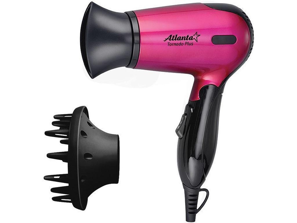 Фен Atlanta ATH-882N Pink