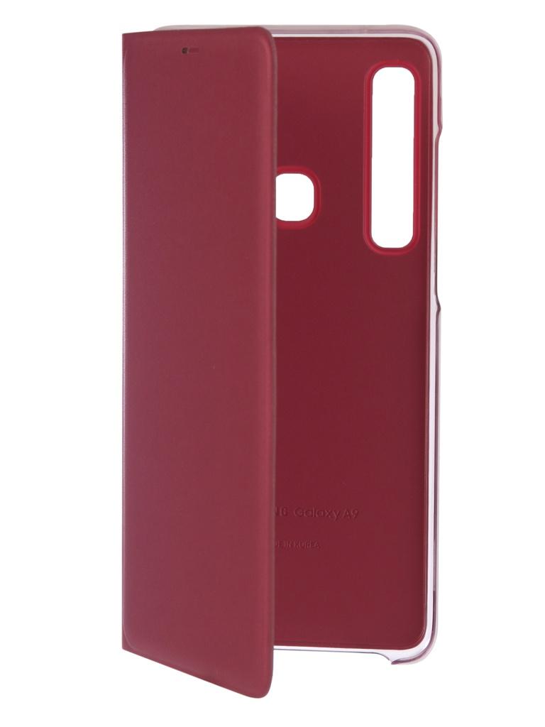 Чехол для Samsung Galaxy A9 A920 Wallet Cover Pink EF-WA920PPEGRU