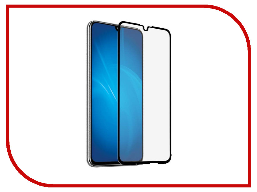 Аксессуар Защитное стекло для Huawei Honor 10 Lite Svekla Full Screen Black ZS-SVHWH10L-FSBL аксессуар защитное стекло huawei honor 9 lite svekla full screen blue zs svhwh9l fsblue