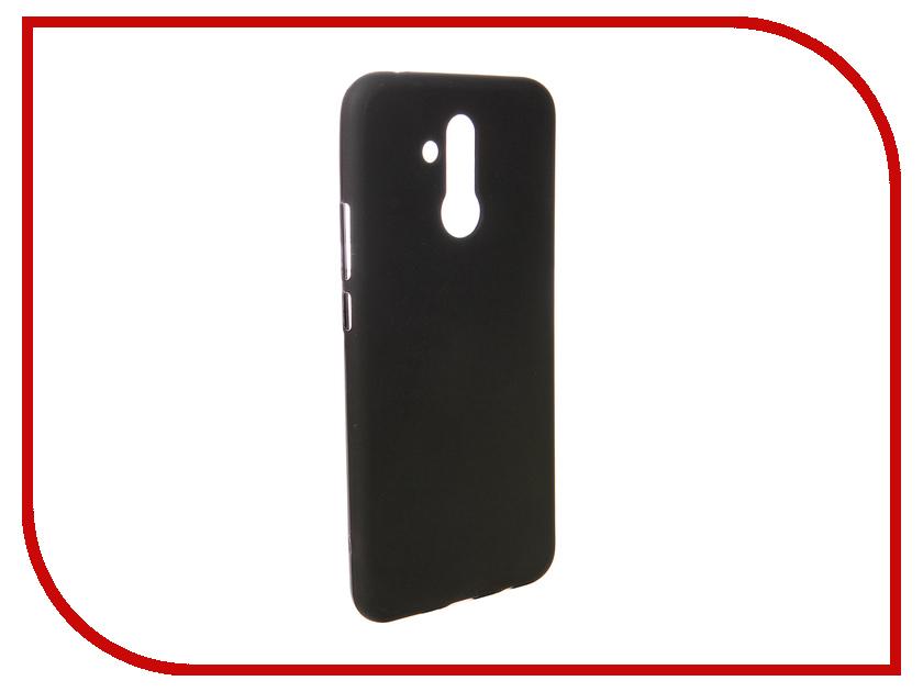 Аксессуар Чехол для Huawei Mate 20 Lite Svekla Silicone Black SV-HWM20LITE-MBL цены