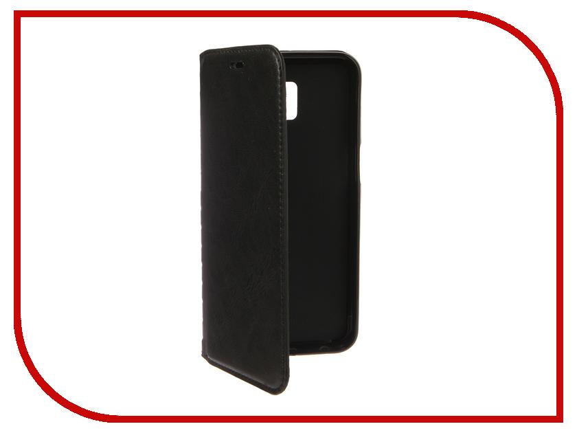 Аксессуар Чехол для Samsung Galaxy J6 Plus 2018 J610 Gurdini Premium Silicone Black 907480 аксессуар чехол для samsung galaxy a8 plus 2018 gurdini soft touch silicone black 905724