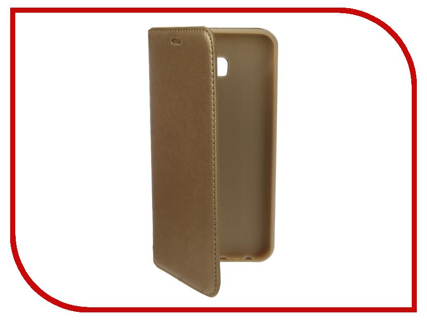 Аксессуар Чехол для Samsung Galaxy J4 Plus 2018 J415 Gurdini Premium Silicone Champagne 907482 аксессуар чехол для samsung galaxy a8 plus 2018 gurdini soft touch silicone black 905724