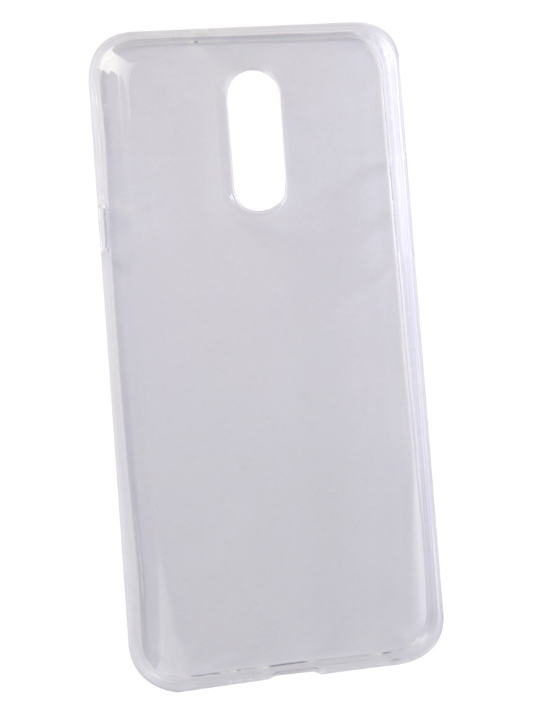 Аксессуар Чехол для Svekla LG Q7 Q610YB Silicone Transparent SV-LGQ610YB-WH