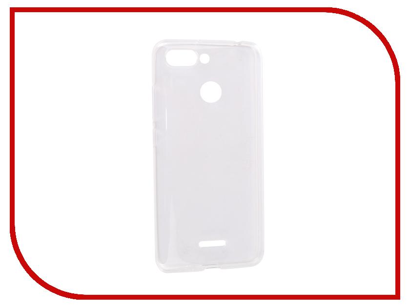 Аксессуар Чехол для Xiaomi Redmi 6 Gurdini High-tech Silicone Transparent 906805 аксессуар чехол для xiaomi redmi 4x gurdini premium silicone champagne