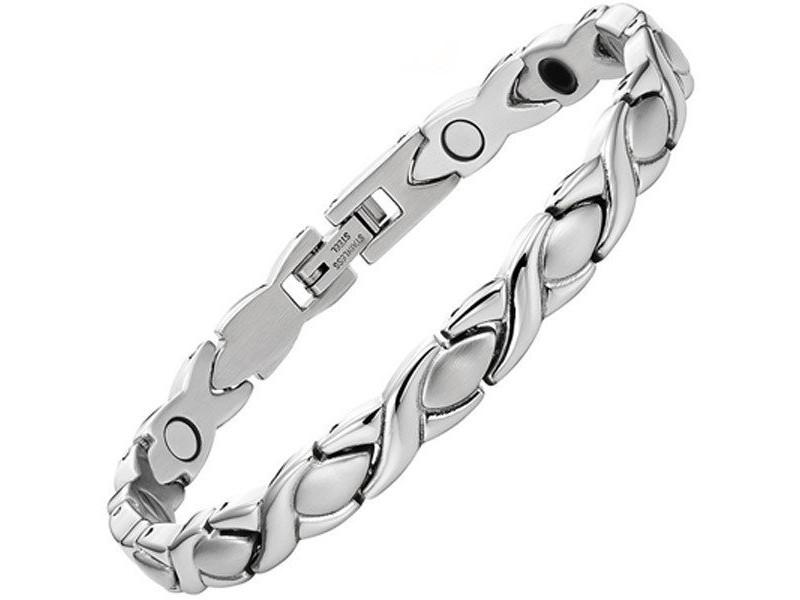 Магнитный браслет Luxor Women s Secret Silver 4 в 1 ЖХ1