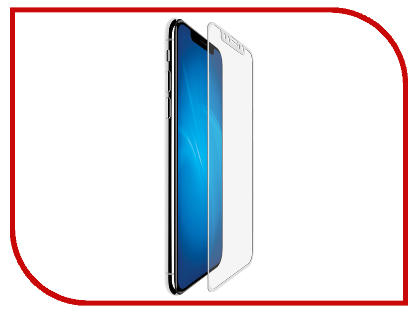 Аксессуар Стекло противоударное для Xiaomi Redmi Note 6 Pro Gurdini 2D Full Screen 0.26mm White 907618 for lenovo zuk z2 lcd screen display with touch screen digitizer panel glass assembly black white replacement parts free shipping