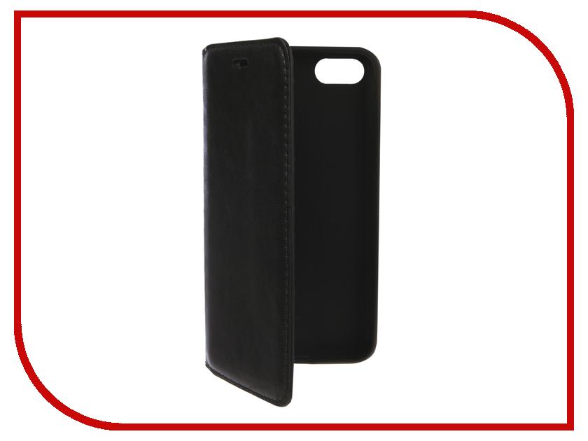 Аксессуар Чехол для Huawei Y5 Lite 2018 Gurdini Premium Silicone Black 907478 аксессуар чехол для huawei p20 pro gurdini premium black 906430
