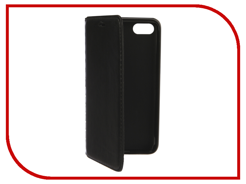 Аксессуар Чехол для Huawei Honor 7A Gurdini Premium Silicone Black 907608 аксессуар чехол для huawei p20 pro gurdini premium black 906430