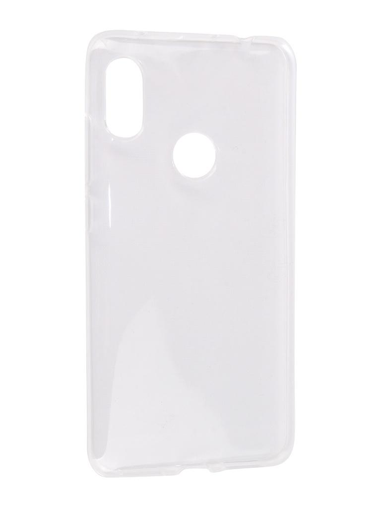 Аксессуар Чехол Zibelino для Xiaomi Redmi Note 6 Pro Ultra Thin Case Transparent ZUTC-XMI-RDM-NOT6-PRO-WHT аксессуар чехол zibelino для xiaomi mi8 lite ultra thin case transparent zutc xia mi8lt wht