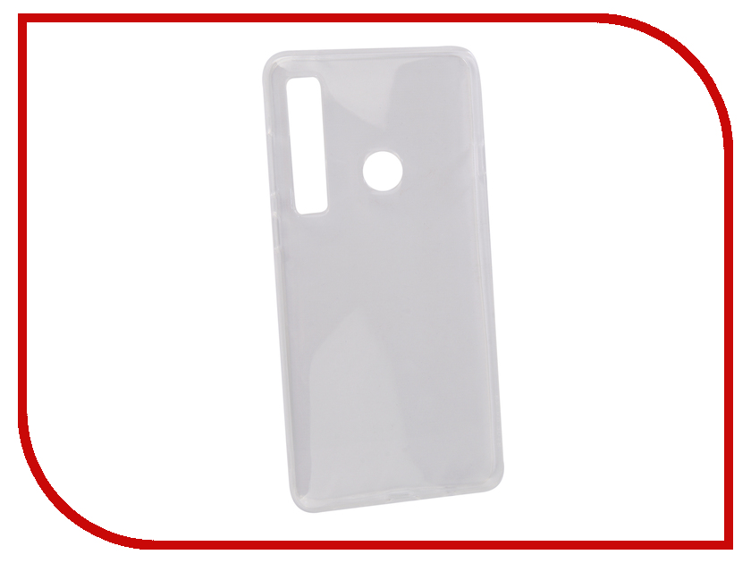 Аксессуар Чехол для Samsung Galaxy A9 2018 A920 Zibelino Ultra Thin Case Transparent ZUTC-SAM-A920-WHT аксессуар чехол для samsung galaxy j1 2016 j120 zibelino ultra thin case white zutc sam j1 2016 wh