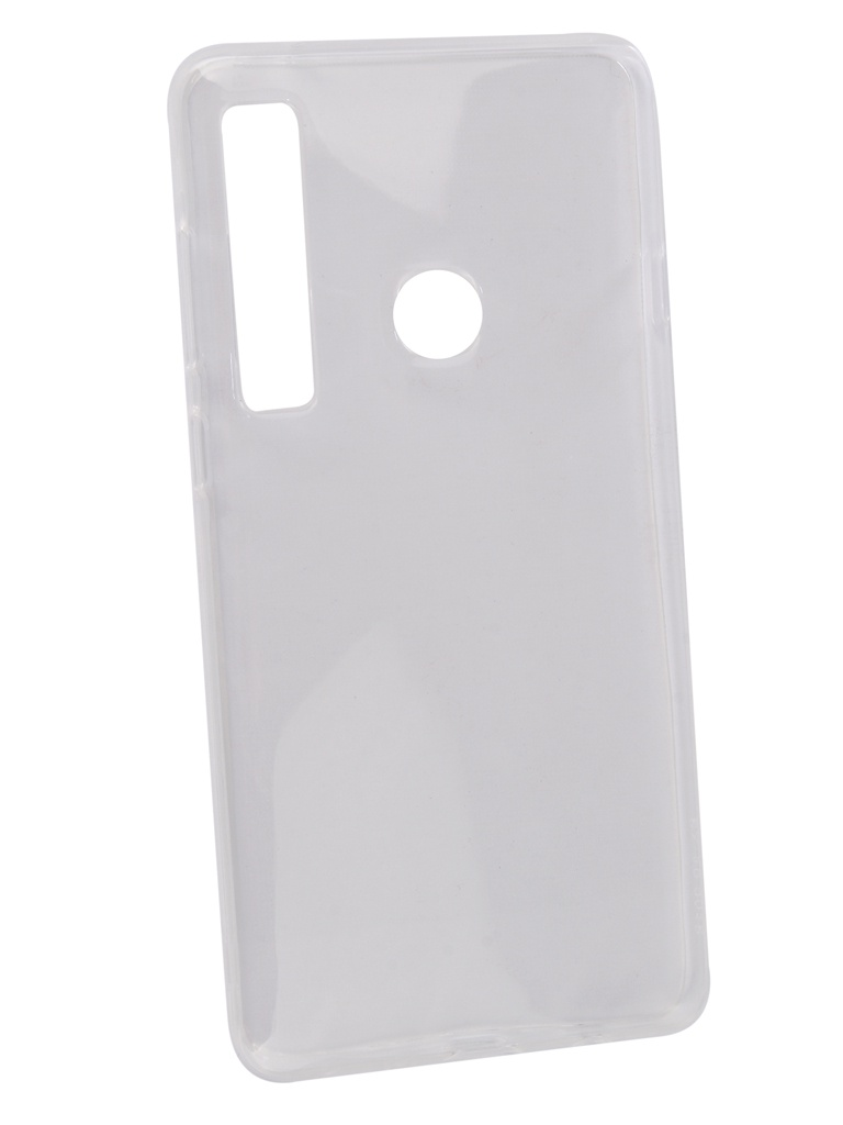 Чехол Zibelino для Samsung Galaxy A9 2018 A920 Ultra Thin Case Transparent ZUTC-SAM-A920-WHT