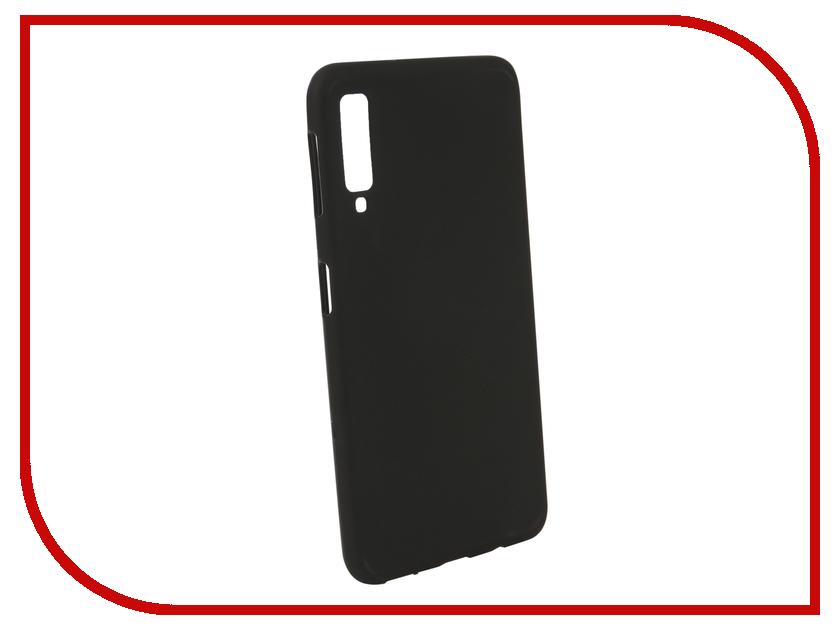 Аксессуар Чехол для Samsung Galaxy A7 2018 A750F Zibelino Soft Matte Black ZSM-SAM-A750F-BLK цены