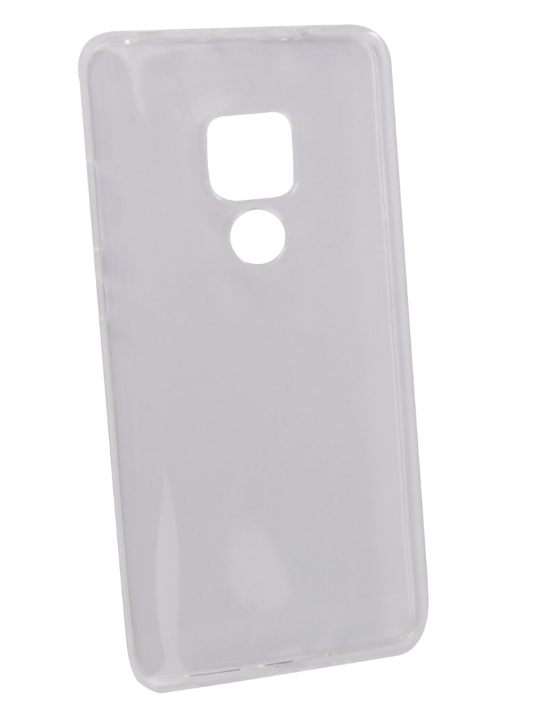 Чехол Zibelino для Huawei Mate 20 Ultra Thin Case Transparent ZUTC-HUA-MAT20-WHT