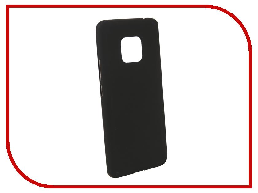 Купить Аксессуар Чехол для Huawei Mate 20 Pro Zibelino Soft Matte Black ZSM-HUA-MAT20-PRO-BLK