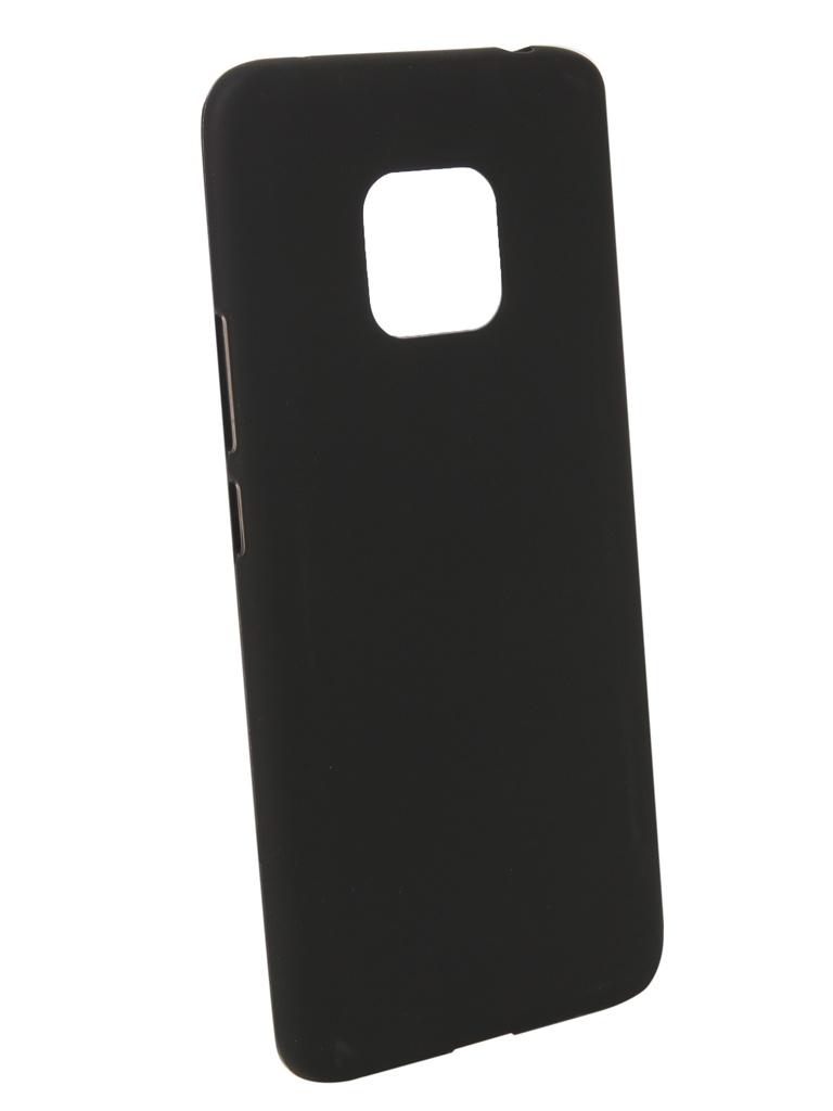 Аксессуар Чехол Zibelino для Huawei Mate 20 Pro Soft Matte Black ZSM-HUA-MAT20-PRO-BLK