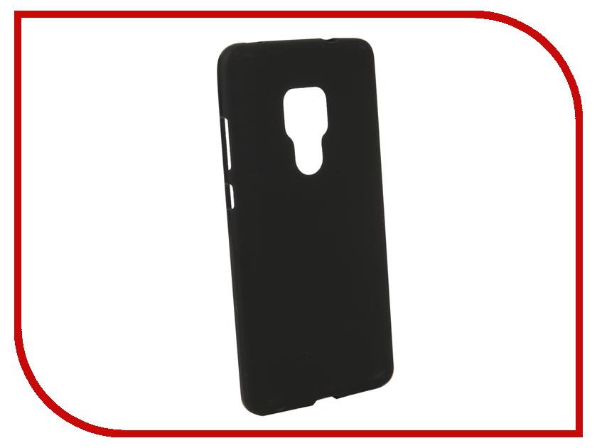 Аксессуар Чехол для Huawei Mate 20 Zibelino Soft Matte Black ZSM-HUA-MATE-20-BLK