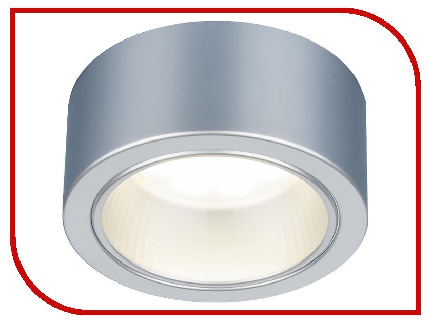 Светильник Elektrostandard 1070 GX53 Silver elektrostandard накладной точечный светильник elektrostandard 1070 gx53 bk черный 4690389087554