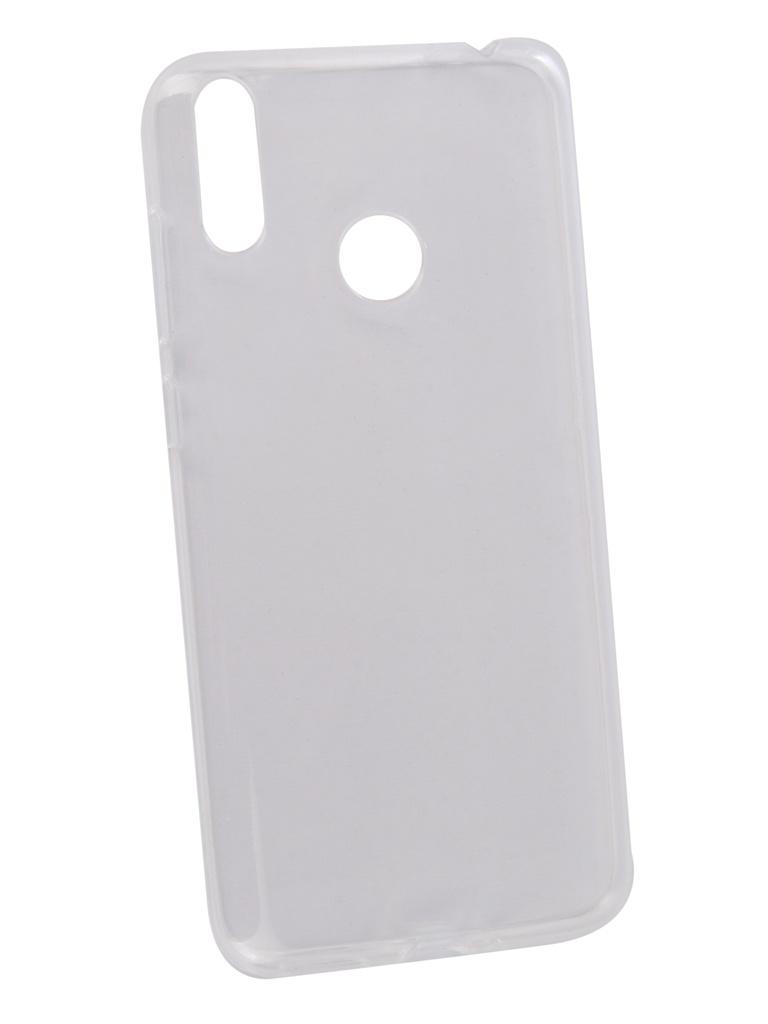 Чехол Zibelino для Honor 8C 6.26-inch 2018 Ultra Thin Case Transparent ZUTC-HUA-HNR8C-WHT