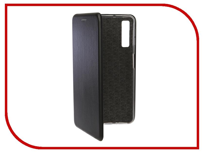 Аксессуар Чехол для Samsung Galaxy A7 A750F 2018 Zibelino Book Black ZB-SAM-A750-BLK аксессуар чехол для samsung galaxy note 5 zibelino clear view black zcv sam not 5 blk