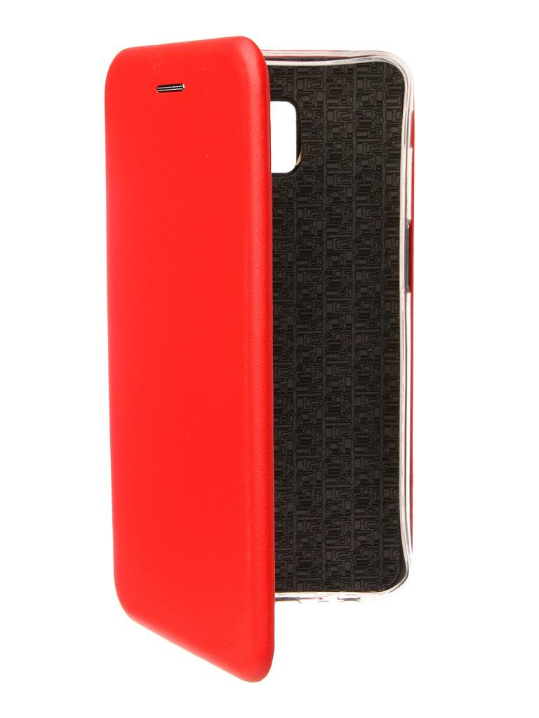 Аксессуар Чехол Zibelino для Samsung Galaxy J6 Plus J610F 2018 Book Red ZB-SAM-J610F-RED аксессуар чехол zibelino для samsung galaxy j2 core j260f 2018 book red zb sam j260 red