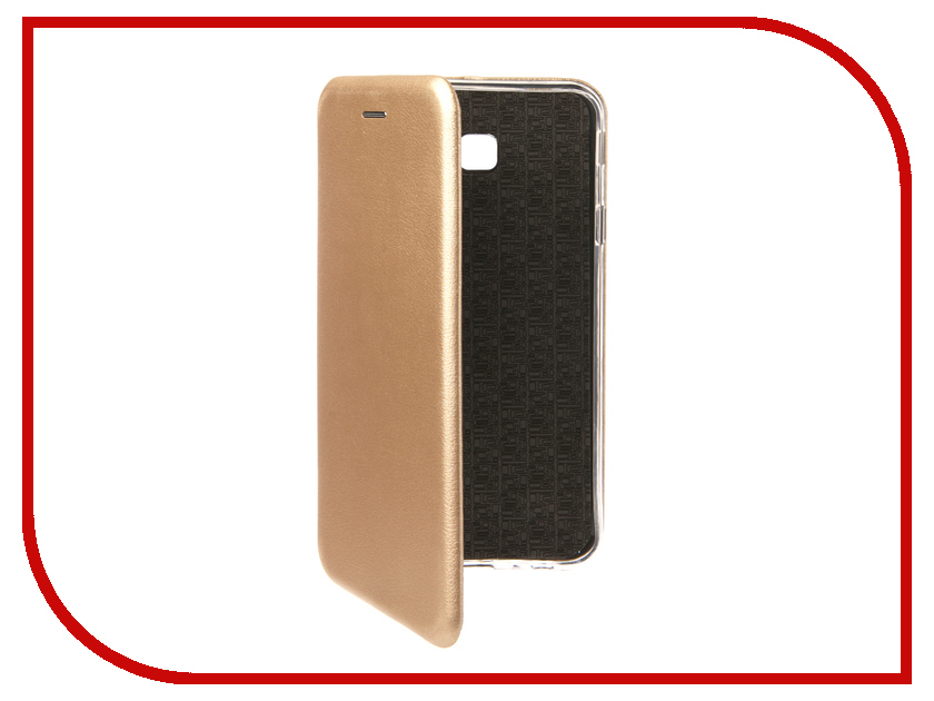 Аксессуар Чехол для Samsung Galaxy J4 Plus J415F 2018 Zibelino Book Gold ZB-SAM-J415F-GLD аксессуар чехол samsung j3 2017 j330f zibelino clear view black zcv sam j330 blk