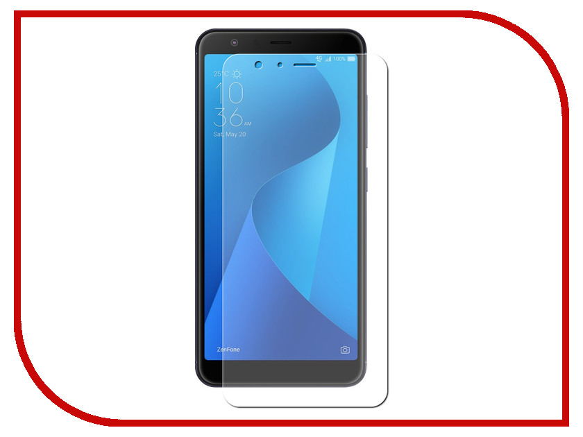 Аксессуар Защитное стекло для Asus ZenFone Max Plus ZB570TL Red Line Tempered Glass УТ000014615 смартфон asus zenfone max plus zb570tl 4 64gb