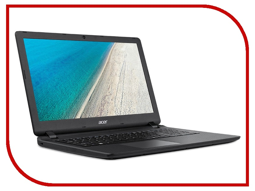 Ноутбук Acer Extensa EX2540-57AX NX.EFHER.048 Black (Intel Core i5-7200U 2.5 GHz/6144Mb/1000Gb/DVD-RW/Intel HD Graphics/Wi-Fi/Cam/15.6/1920x1080/Linux)
