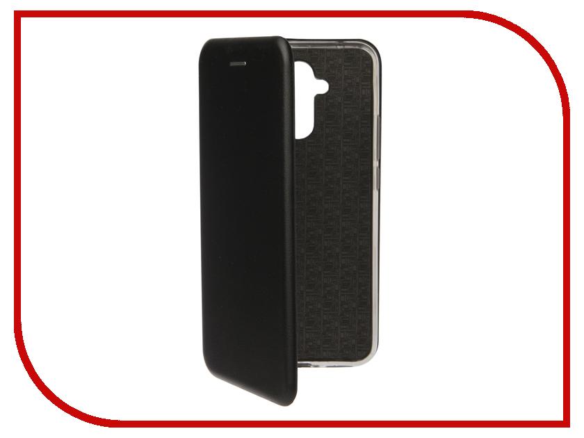 Аксессуар Чехол для Huawei Mate 20 Lite Zibelino Book Black ZB-HUW-M20-LT-BLK аксессуар чехол для huawei y5 prime 2018 zibelino pc black zpc huw y5pr 2018 blk