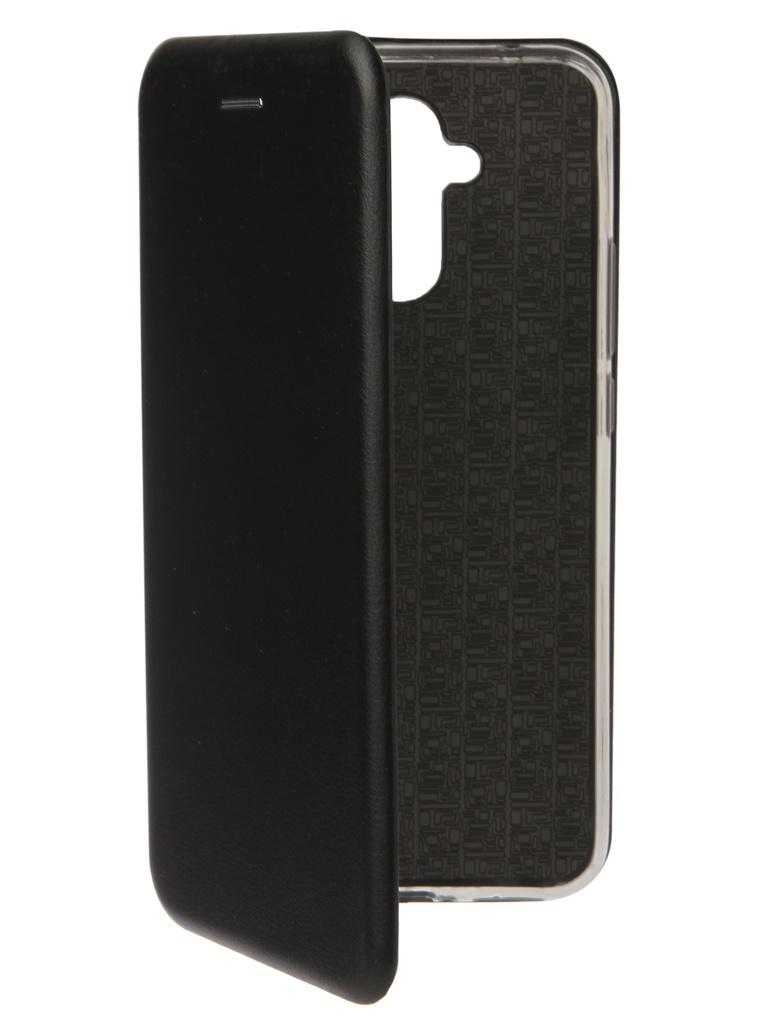 Чехол Zibelino для Huawei Mate 20 Lite Book Black ZB-HUW-M20-LT-BLK