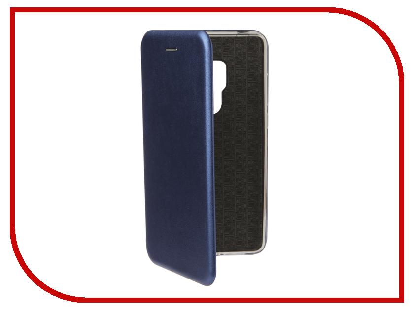 Аксессуар Чехол для Huawei Mate 20 2018 Zibelino Book Blue ZB-HUW-M20-BLU аксессуар чехол samsung j3 2017 j330f zibelino clear view black zcv sam j330 blk