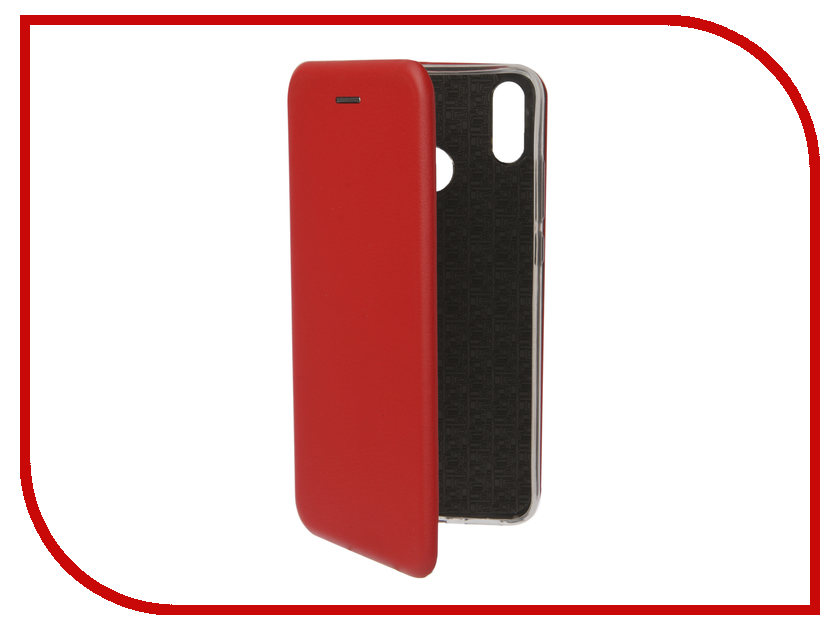 Чехол для Honor 8X Zibelino Book Red ZB-HUW-8X-RED kebtyvor red