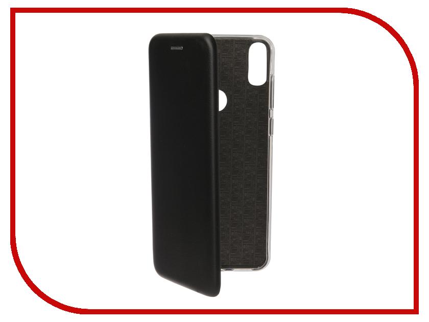 Аксессуар Чехол для ASUS ZenFone Max Pro M1 ZB602KL Zibelino Book Black ZB-ASUS-ZB602KL-BLK чехол soft touch для asus zenfone 3 ze552kl df aslim 17