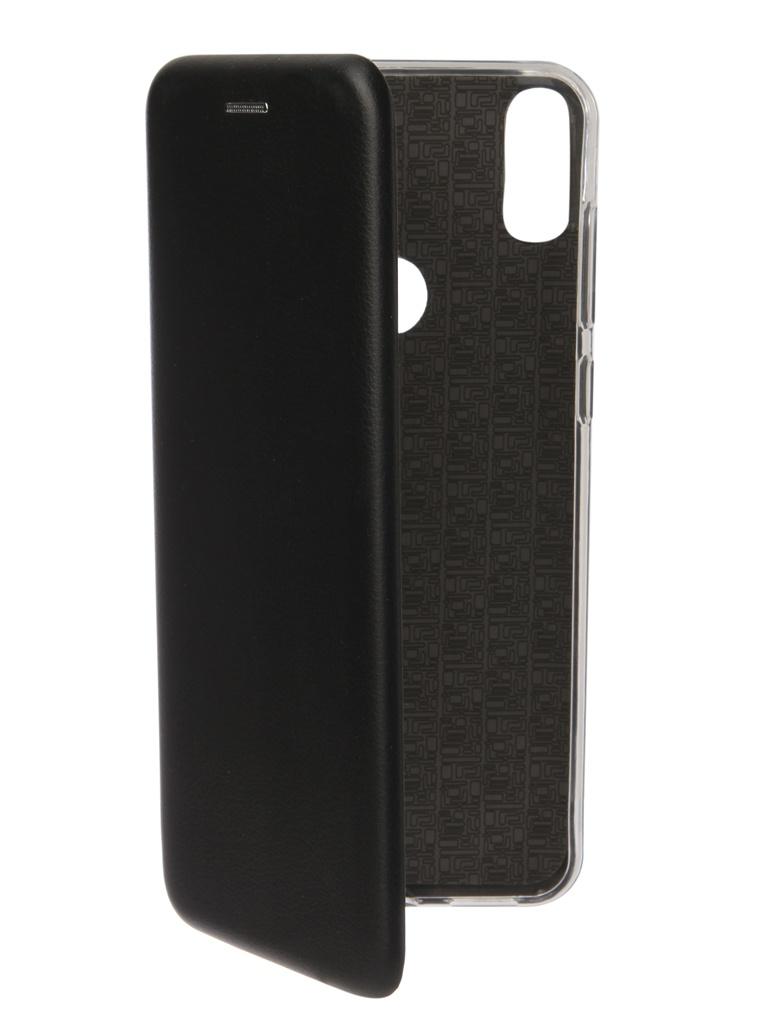 Чехол Zibelino для ASUS ZenFone Max Pro M1 ZB602KL Book Black ZB-ASUS-ZB602KL-BLK