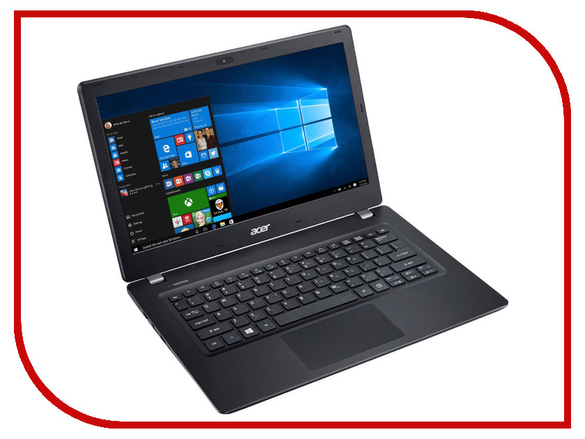 Ноутбук Acer TravelMate TMP238-M-P6LF NX.VBXER.029 Black (Intel Pentium 4405U 2.1 GHz/4096Mb/500Gb/No ODD/Intel HD Graphics/Wi-Fi/Cam/13.3/1366x768/Windows 10 64-bit) цены онлайн