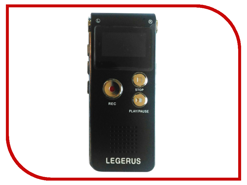 Диктофон Legerus 75 abs 1 75 3d 395m