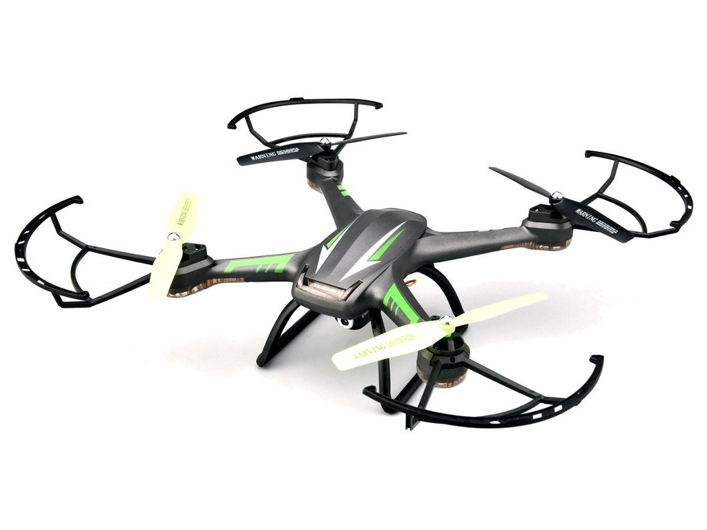 Квадрокоптер Skytech TK108HW Black-Green